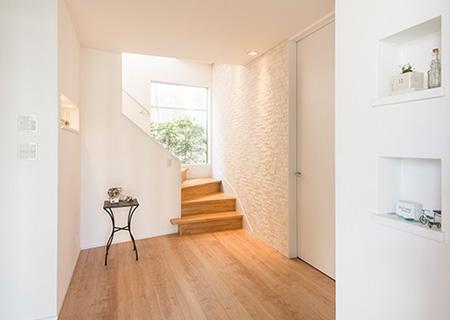 家づくりの・アイデア デザイン(たとえば K様邸では(1))