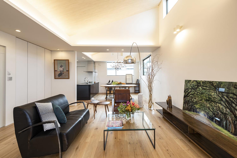 家づくりのアイデア・デザイン(建築化照明)
