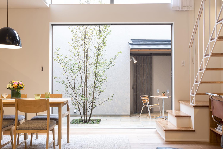 家づくりのアイデア・デザイン(パティオ1)