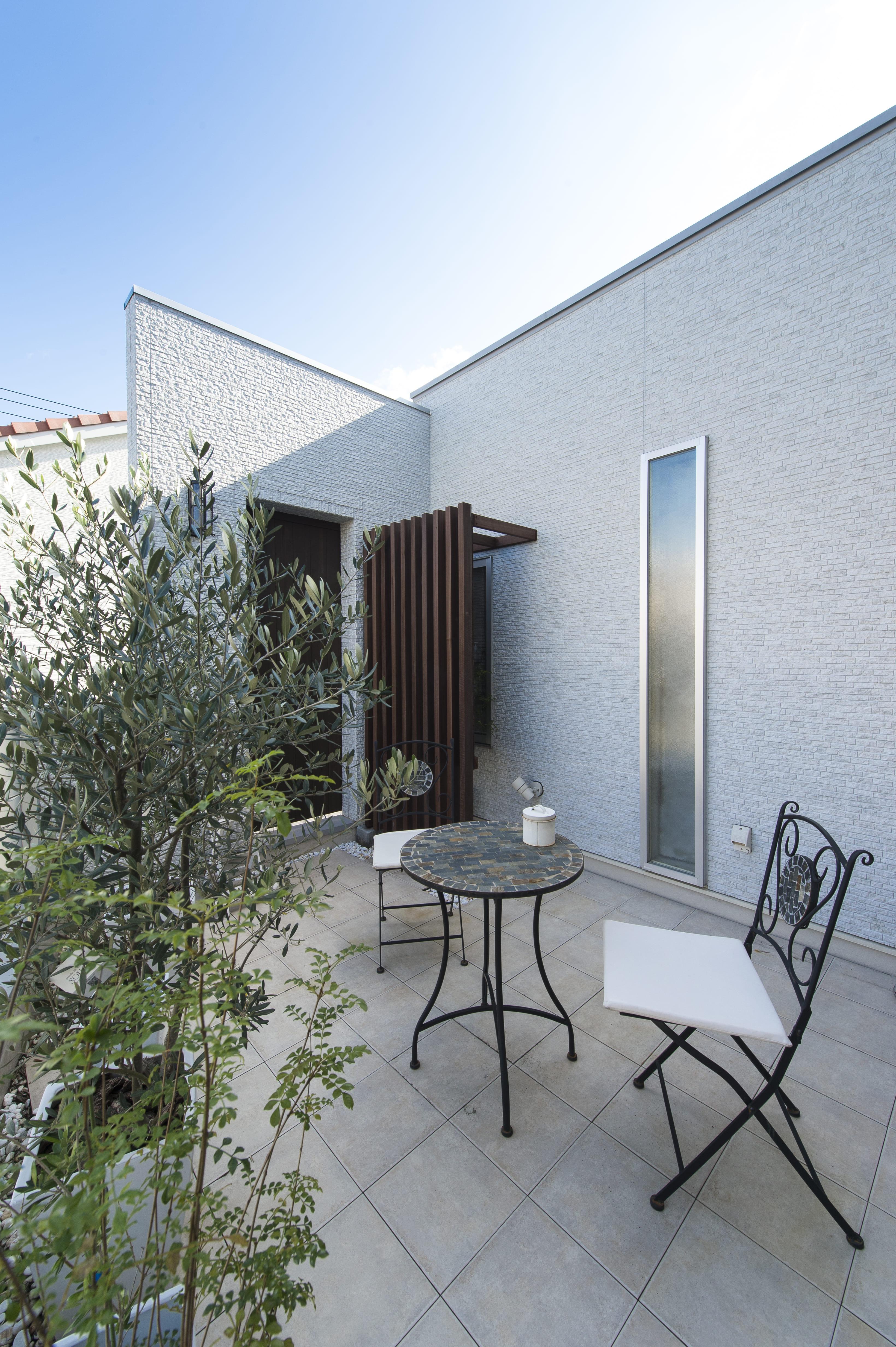家づくりの・アイデア デザイン(たとえば K様邸では(2))