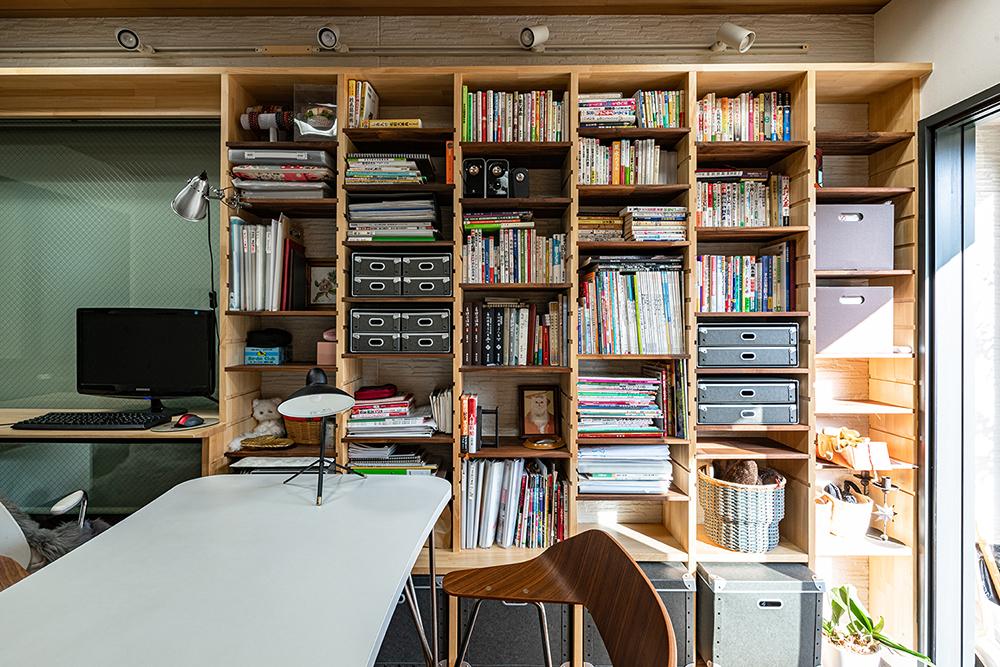 家づくりのアイデア デザイン(ビルトイン車庫をリノベしました)
