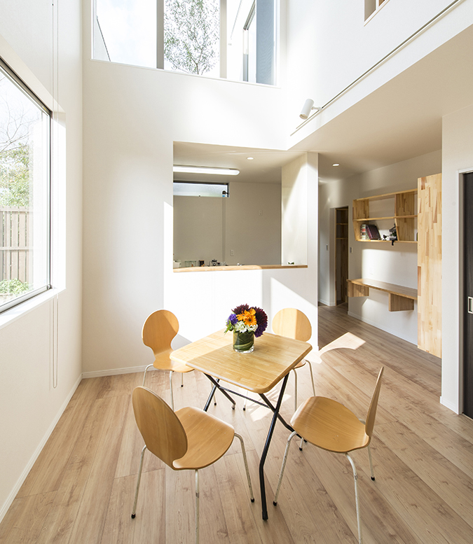 家づくりのアイデア・デザイン(床暖房)